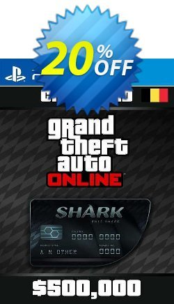 Grand Theft Auto Online Bull Shark Cash Card PS4 - Belgium  Coupon discount Grand Theft Auto Online Bull Shark Cash Card PS4 (Belgium) Deal 2021 CDkeys - Grand Theft Auto Online Bull Shark Cash Card PS4 (Belgium) Exclusive Sale offer for iVoicesoft