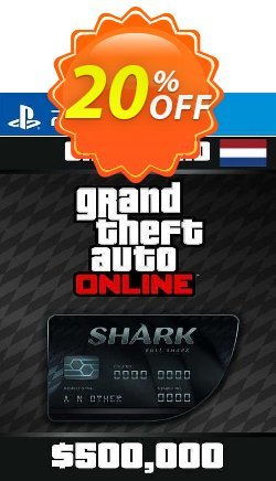 Grand Theft Auto Online Bull Shark Cash Card PS4 - Netherlands  Coupon discount Grand Theft Auto Online Bull Shark Cash Card PS4 (Netherlands) Deal 2021 CDkeys - Grand Theft Auto Online Bull Shark Cash Card PS4 (Netherlands) Exclusive Sale offer for iVoicesoft