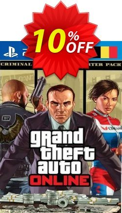 Grand Theft Auto Online - Criminal Enterprise Starter Pack PS4 - Belgium  Coupon discount Grand Theft Auto Online - Criminal Enterprise Starter Pack PS4 (Belgium) Deal 2021 CDkeys - Grand Theft Auto Online - Criminal Enterprise Starter Pack PS4 (Belgium) Exclusive Sale offer for iVoicesoft