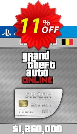 Grand Theft Auto Online Great White Shark Cash Card PS4 - Belgium  Coupon discount Grand Theft Auto Online Great White Shark Cash Card PS4 (Belgium) Deal 2021 CDkeys - Grand Theft Auto Online Great White Shark Cash Card PS4 (Belgium) Exclusive Sale offer for iVoicesoft
