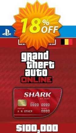 Grand Theft Auto Online Red Shark Cash Card PS4 - Belgium  Coupon discount Grand Theft Auto Online Red Shark Cash Card PS4 (Belgium) Deal 2021 CDkeys - Grand Theft Auto Online Red Shark Cash Card PS4 (Belgium) Exclusive Sale offer for iVoicesoft