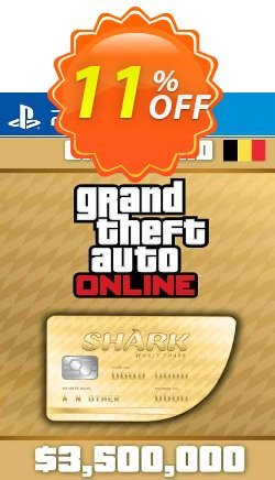 Grand Theft Auto Online Whale Shark Cash Card PS4 - Belgium  Coupon discount Grand Theft Auto Online Whale Shark Cash Card PS4 (Belgium) Deal 2021 CDkeys - Grand Theft Auto Online Whale Shark Cash Card PS4 (Belgium) Exclusive Sale offer for iVoicesoft