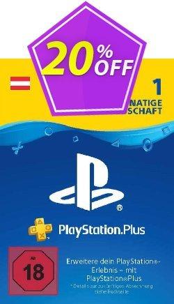 Playstation Plus - 1 Month Subscription - Austria  Coupon discount Playstation Plus - 1 Month Subscription (Austria) Deal 2021 CDkeys - Playstation Plus - 1 Month Subscription (Austria) Exclusive Sale offer for iVoicesoft