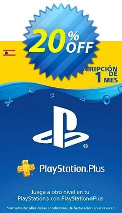 Playstation Plus - 1 Month Subscription - Spain  Coupon discount Playstation Plus - 1 Month Subscription (Spain) Deal 2021 CDkeys - Playstation Plus - 1 Month Subscription (Spain) Exclusive Sale offer for iVoicesoft