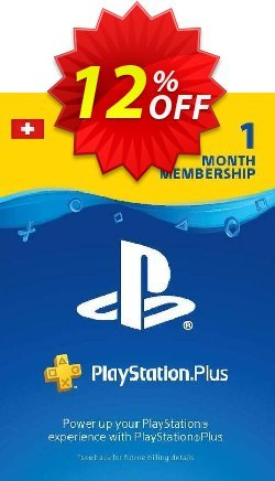 Playstation Plus - 1 Month Subscription - Switzerland  Coupon discount Playstation Plus - 1 Month Subscription (Switzerland) Deal 2021 CDkeys - Playstation Plus - 1 Month Subscription (Switzerland) Exclusive Sale offer for iVoicesoft