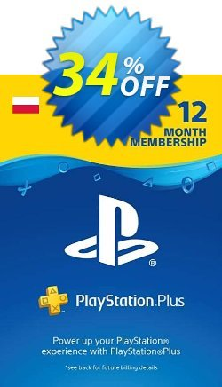 PlayStation Plus - 12 Month Subscription - Poland  Coupon discount PlayStation Plus - 12 Month Subscription (Poland) Deal 2021 CDkeys - PlayStation Plus - 12 Month Subscription (Poland) Exclusive Sale offer for iVoicesoft