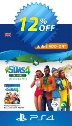 The Sims 4 - Seasons Expansion Pack PS4 Coupon discount The Sims 4 - Seasons Expansion Pack PS4 Deal 2021 CDkeys - The Sims 4 - Seasons Expansion Pack PS4 Exclusive Sale offer for iVoicesoft