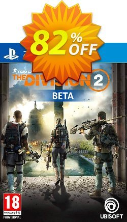 Tom Clancys The Division 2 PS4 Beta Coupon discount Tom Clancys The Division 2 PS4 Beta Deal 2021 CDkeys - Tom Clancys The Division 2 PS4 Beta Exclusive Sale offer for iVoicesoft