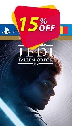 Star Wars Jedi: Fallen Order - Deluxe Edition Upgrade PS4 - Belgium  Coupon discount Star Wars Jedi: Fallen Order - Deluxe Edition Upgrade PS4 (Belgium) Deal 2021 CDkeys - Star Wars Jedi: Fallen Order - Deluxe Edition Upgrade PS4 (Belgium) Exclusive Sale offer for iVoicesoft