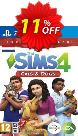 The Sims 4 - Cats & Dogs Expansion Pack PS4 - Netherlands  Coupon discount The Sims 4 - Cats & Dogs Expansion Pack PS4 (Netherlands) Deal 2021 CDkeys - The Sims 4 - Cats & Dogs Expansion Pack PS4 (Netherlands) Exclusive Sale offer for iVoicesoft