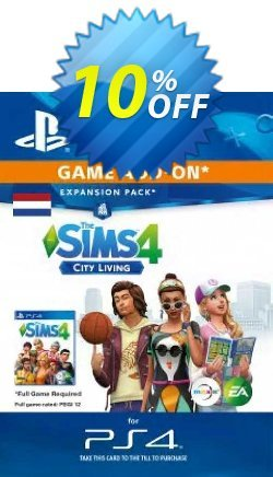 The Sims 4 - City Living Expansion Pack PS4 - Netherlands  Coupon discount The Sims 4 - City Living Expansion Pack PS4 (Netherlands) Deal 2021 CDkeys - The Sims 4 - City Living Expansion Pack PS4 (Netherlands) Exclusive Sale offer for iVoicesoft