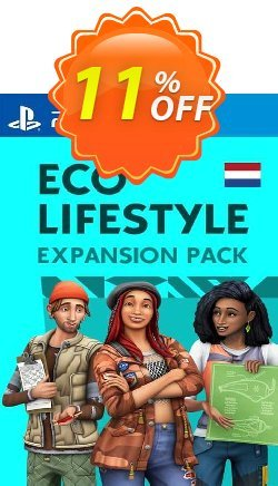 The Sims 4 - Eco Lifestyle Expansion Pack PS4 - Netherlands  Coupon discount The Sims 4 - Eco Lifestyle Expansion Pack PS4 (Netherlands) Deal 2021 CDkeys - The Sims 4 - Eco Lifestyle Expansion Pack PS4 (Netherlands) Exclusive Sale offer for iVoicesoft