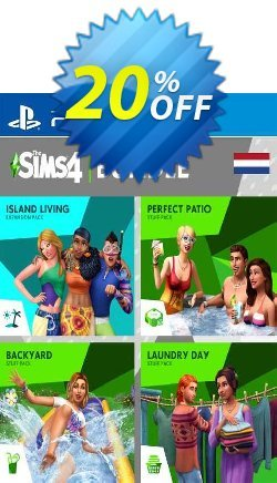 The Sims 4 - Fun Outside Bundle PS4 - Netherlands  Coupon discount The Sims 4 - Fun Outside Bundle PS4 (Netherlands) Deal 2021 CDkeys - The Sims 4 - Fun Outside Bundle PS4 (Netherlands) Exclusive Sale offer for iVoicesoft