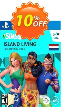 The Sims 4 - Island Living Expansion Pack PS4 - Netherlands  Coupon discount The Sims 4 - Island Living Expansion Pack PS4 (Netherlands) Deal 2021 CDkeys - The Sims 4 - Island Living Expansion Pack PS4 (Netherlands) Exclusive Sale offer for iVoicesoft