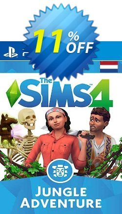 The Sims 4 - Jungle Adventure Expansion Pack PS4 - Netherlands  Coupon discount The Sims 4 - Jungle Adventure Expansion Pack PS4 (Netherlands) Deal 2021 CDkeys - The Sims 4 - Jungle Adventure Expansion Pack PS4 (Netherlands) Exclusive Sale offer for iVoicesoft