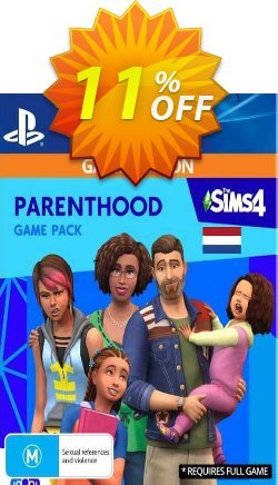 The Sims 4 - Parenthood Expansion Pack PS4 - Netherlands  Coupon discount The Sims 4 - Parenthood Expansion Pack PS4 (Netherlands) Deal 2021 CDkeys - The Sims 4 - Parenthood Expansion Pack PS4 (Netherlands) Exclusive Sale offer for iVoicesoft