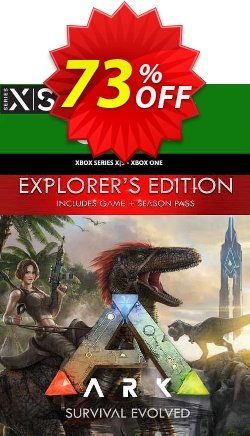 ARK Survival Evolved Explorers Edition Xbox One/Xbox Series X|S - UK  Coupon discount ARK Survival Evolved Explorers Edition Xbox One/Xbox Series X|S (UK) Deal 2021 CDkeys - ARK Survival Evolved Explorers Edition Xbox One/Xbox Series X|S (UK) Exclusive Sale offer for iVoicesoft