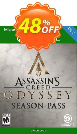 Assassin's Creed Odyssey - Season Pass Xbox One - UK  Coupon discount Assassin's Creed Odyssey - Season Pass Xbox One (UK) Deal 2021 CDkeys - Assassin's Creed Odyssey - Season Pass Xbox One (UK) Exclusive Sale offer for iVoicesoft