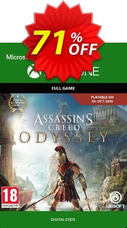 Assassin's Creed Odyssey Xbox One - UK  Coupon discount Assassin's Creed Odyssey Xbox One (UK) Deal 2021 CDkeys - Assassin's Creed Odyssey Xbox One (UK) Exclusive Sale offer for iVoicesoft