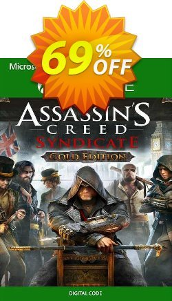 Assassin's Creed Syndicate Gold Edition Xbox One - US  Coupon discount Assassin's Creed Syndicate Gold Edition Xbox One (US) Deal 2021 CDkeys - Assassin's Creed Syndicate Gold Edition Xbox One (US) Exclusive Sale offer for iVoicesoft