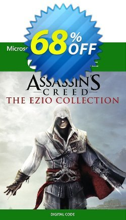 Assassin's Creed - The Ezio Collection Xbox One - UK  Coupon discount Assassin's Creed - The Ezio Collection Xbox One (UK) Deal 2021 CDkeys - Assassin's Creed - The Ezio Collection Xbox One (UK) Exclusive Sale offer for iVoicesoft