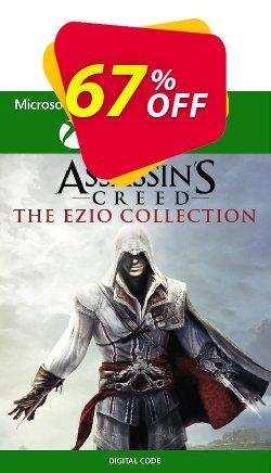 Assassin's Creed Ezio Collection Xbox One - US  Coupon discount Assassin's Creed Ezio Collection Xbox One (US) Deal 2021 CDkeys - Assassin's Creed Ezio Collection Xbox One (US) Exclusive Sale offer for iVoicesoft