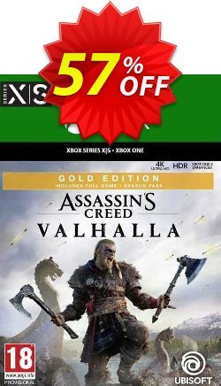 Assassin's Creed Valhalla Gold Edition Xbox One/Xbox Series X S  - US  Coupon discount Assassin's Creed Valhalla Gold Edition Xbox One/Xbox Series X S  (US) Deal 2021 CDkeys - Assassin's Creed Valhalla Gold Edition Xbox One/Xbox Series X S  (US) Exclusive Sale offer for iVoicesoft