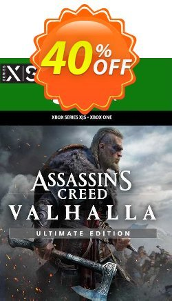 Assassin's Creed Valhalla Ultimate Edition Xbox One/Xbox Series X S - UK  Coupon discount Assassin's Creed Valhalla Ultimate Edition Xbox One/Xbox Series X S (UK) Deal 2021 CDkeys - Assassin's Creed Valhalla Ultimate Edition Xbox One/Xbox Series X S (UK) Exclusive Sale offer for iVoicesoft