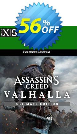 Assassin's Creed Valhalla Ultimate Edition Xbox One/Xbox Series X S - US  Coupon discount Assassin's Creed Valhalla Ultimate Edition Xbox One/Xbox Series X S (US) Deal 2021 CDkeys - Assassin's Creed Valhalla Ultimate Edition Xbox One/Xbox Series X S (US) Exclusive Sale offer for iVoicesoft