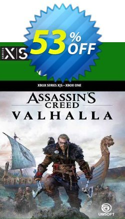 Assassin's Creed Valhalla Xbox One/Xbox Series X S - US  Coupon discount Assassin's Creed Valhalla Xbox One/Xbox Series X S (US) Deal 2021 CDkeys - Assassin's Creed Valhalla Xbox One/Xbox Series X S (US) Exclusive Sale offer for iVoicesoft