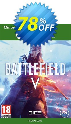 Battlefield V 5 Xbox One - UK  Coupon discount Battlefield V 5 Xbox One (UK) Deal 2021 CDkeys - Battlefield V 5 Xbox One (UK) Exclusive Sale offer for iVoicesoft