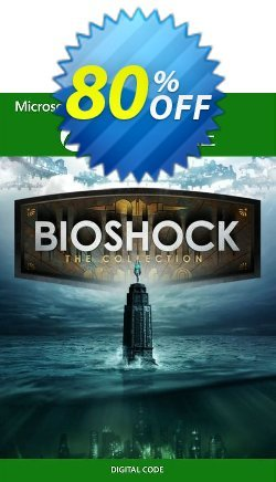 BioShock: The Collection Xbox One - EU  Coupon discount BioShock: The Collection Xbox One (EU) Deal 2021 CDkeys - BioShock: The Collection Xbox One (EU) Exclusive Sale offer for iVoicesoft