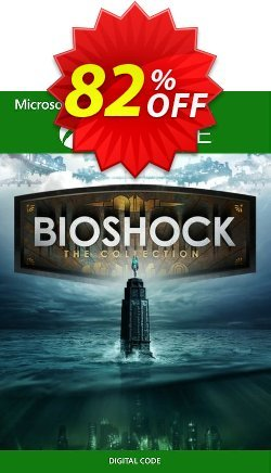 BioShock The Collection Xbox One - UK  Coupon discount BioShock The Collection Xbox One (UK) Deal 2021 CDkeys - BioShock The Collection Xbox One (UK) Exclusive Sale offer for iVoicesoft