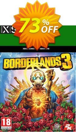 Borderlands 3 Xbox One/Xbox Series X|S - UK  Coupon discount Borderlands 3 Xbox One/Xbox Series X|S (UK) Deal 2021 CDkeys - Borderlands 3 Xbox One/Xbox Series X|S (UK) Exclusive Sale offer for iVoicesoft