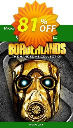 Borderlands The Handsome Collection Xbox One - UK  Coupon discount Borderlands The Handsome Collection Xbox One (UK) Deal 2021 CDkeys. Promotion: Borderlands The Handsome Collection Xbox One (UK) Exclusive Sale offer for iVoicesoft