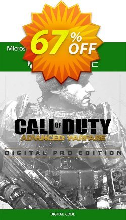 Call of Duty: Advanced Warfare Digital Pro Edition Xbox One - UK  Coupon discount Call of Duty: Advanced Warfare Digital Pro Edition Xbox One (UK) Deal 2021 CDkeys - Call of Duty: Advanced Warfare Digital Pro Edition Xbox One (UK) Exclusive Sale offer for iVoicesoft