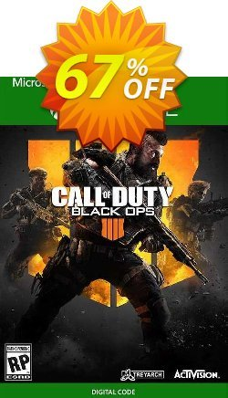 Call of Duty: Black Ops 4 Xbox One - US  Coupon discount Call of Duty: Black Ops 4 Xbox One (US) Deal 2021 CDkeys - Call of Duty: Black Ops 4 Xbox One (US) Exclusive Sale offer for iVoicesoft