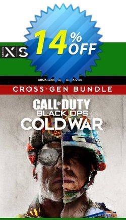 Call of Duty: Black Ops Cold War - Cross Gen Bundle Xbox One / Xbox Series X|S - Brazil  Coupon discount Call of Duty: Black Ops Cold War - Cross Gen Bundle Xbox One / Xbox Series X|S (Brazil) Deal 2021 CDkeys - Call of Duty: Black Ops Cold War - Cross Gen Bundle Xbox One / Xbox Series X|S (Brazil) Exclusive Sale offer for iVoicesoft