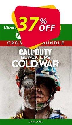 Call of Duty: Black Ops Cold War - Cross Gen Bundle Xbox One - EU  Coupon discount Call of Duty: Black Ops Cold War - Cross Gen Bundle Xbox One (EU) Deal 2021 CDkeys - Call of Duty: Black Ops Cold War - Cross Gen Bundle Xbox One (EU) Exclusive Sale offer for iVoicesoft