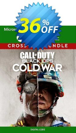 Call of Duty: Black Ops Cold War - Cross Gen Bundle Xbox One - UK  Coupon discount Call of Duty: Black Ops Cold War - Cross Gen Bundle Xbox One (UK) Deal 2021 CDkeys - Call of Duty: Black Ops Cold War - Cross Gen Bundle Xbox One (UK) Exclusive Sale offer for iVoicesoft