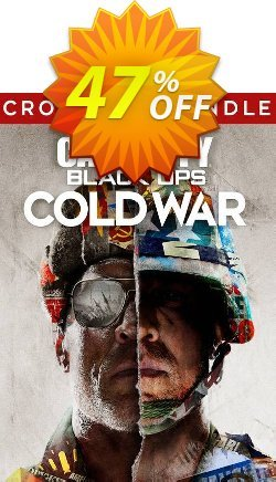 Call of Duty: Black Ops Cold War - Cross Gen Bundle Xbox One - US  Coupon discount Call of Duty: Black Ops Cold War - Cross Gen Bundle Xbox One (US) Deal 2021 CDkeys - Call of Duty: Black Ops Cold War - Cross Gen Bundle Xbox One (US) Exclusive Sale offer for iVoicesoft
