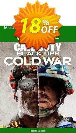 Call of Duty: Black Ops Cold War - Standard Edition Xbox One - Brazil  Coupon discount Call of Duty: Black Ops Cold War - Standard Edition Xbox One (Brazil) Deal 2021 CDkeys - Call of Duty: Black Ops Cold War - Standard Edition Xbox One (Brazil) Exclusive Sale offer for iVoicesoft