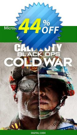 Call of Duty: Black Ops Cold War - Standard Edition Xbox One - EU  Coupon discount Call of Duty: Black Ops Cold War - Standard Edition Xbox One (EU) Deal 2021 CDkeys - Call of Duty: Black Ops Cold War - Standard Edition Xbox One (EU) Exclusive Sale offer for iVoicesoft
