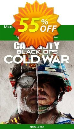 Call of Duty: Black Ops Cold War - Standard Edition Xbox One - WW  Coupon discount Call of Duty: Black Ops Cold War - Standard Edition Xbox One (WW) Deal 2021 CDkeys - Call of Duty: Black Ops Cold War - Standard Edition Xbox One (WW) Exclusive Sale offer for iVoicesoft