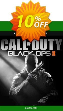 Call of Duty: Black Ops II Xbox One/360 - UK  Coupon discount Call of Duty: Black Ops II Xbox One/360 (UK) Deal 2021 CDkeys - Call of Duty: Black Ops II Xbox One/360 (UK) Exclusive Sale offer for iVoicesoft