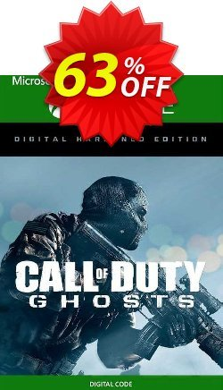 Call of Duty Ghosts Digital Hardened Edition Xbox One - UK  Coupon discount Call of Duty Ghosts Digital Hardened Edition Xbox One (UK) Deal 2021 CDkeys - Call of Duty Ghosts Digital Hardened Edition Xbox One (UK) Exclusive Sale offer for iVoicesoft