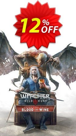 The Witcher 3 Wild Hunt Blood And Wine PC Coupon discount The Witcher 3 Wild Hunt Blood And Wine PC Deal - The Witcher 3 Wild Hunt Blood And Wine PC Exclusive offer for iVoicesoft