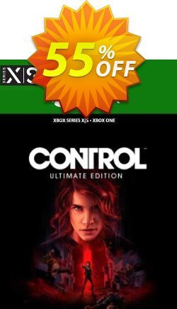 Control Ultimate Edition Xbox One/Xbox Series X S - UK  Coupon discount Control Ultimate Edition Xbox One/Xbox Series X S (UK) Deal 2021 CDkeys. Promotion: Control Ultimate Edition Xbox One/Xbox Series X S (UK) Exclusive Sale offer for iVoicesoft