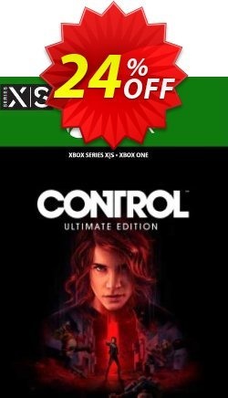 Control Ultimate Edition Xbox One/Xbox Series X S - US  Coupon discount Control Ultimate Edition Xbox One/Xbox Series X S (US) Deal 2021 CDkeys - Control Ultimate Edition Xbox One/Xbox Series X S (US) Exclusive Sale offer for iVoicesoft