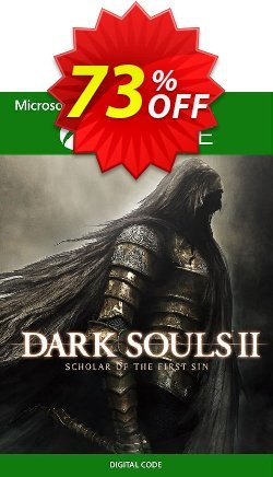 Dark Souls II 2 - Scholar of the First Sin Xbox One - UK  Coupon discount Dark Souls II 2 - Scholar of the First Sin Xbox One (UK) Deal 2021 CDkeys - Dark Souls II 2 - Scholar of the First Sin Xbox One (UK) Exclusive Sale offer for iVoicesoft